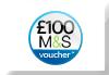 Free £100 M&S Voucher