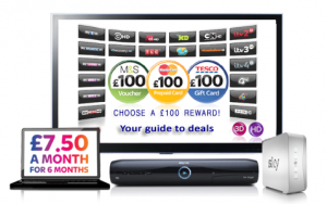 Sky Digital - guide to deals