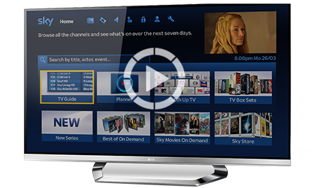 Sky Tv Offers >> Sky Products And Services