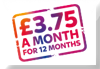 12 Months 1/2 Price Broadband