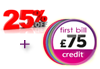 Cheap Sky TV with credit
