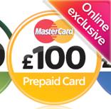 £100 MasterCard Reward