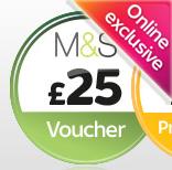 Sky TV with M&S voucher