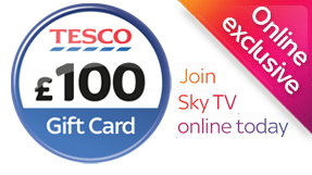 £100 Tesco Voucher