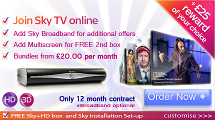 sky tv packages for new customers Compare all the sky tv offers for new and existing customers including free installation find the latest discount codes to reduce your bills.