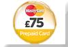 Broadband with £75 MasterCard