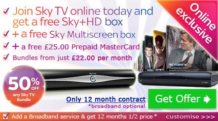 Sky Multiscreen deal