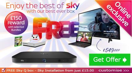 Sky TV Black Friday Deals