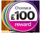 Free £100 Sky Rewards