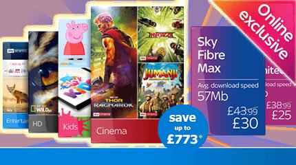 Sky Cinema Flash Sale