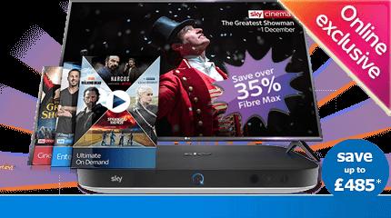 Sky TV popular bundle